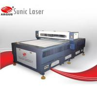 Argus produced high speed laser cutting machine for nonmetal material SCK1325 1300*2500mm with CE ap Manufactures