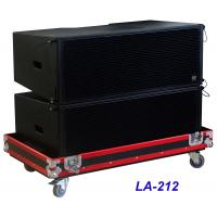 LA-212 Line Array Speaker 3 way 1560W High Power Dynamic , Clarity for Big Concert , Show and Church Manufactures