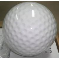 Clear Bowling Ball with Football Core Manufactures