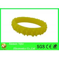 Promotional Gift Custom Silicone Wristbands Wholesale for Party Decoration Manufactures