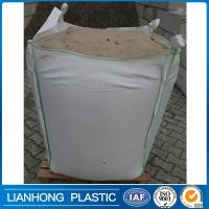 PP jumbo bag/pp big bag/ton bag for sand,building Wholesale high quality bulk bag PP big b