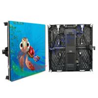 P4 Full Color Moible Outdoor Rental LED Display With Nova Control System Manufactures