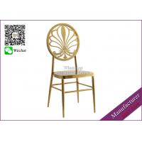 China Gold Stainless Steel Wedding Chair Supplier From China (YS-82-1) on sale