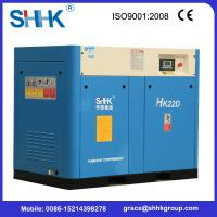 22kw Direct Driven rotary screw air compressor Manufactures