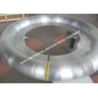 500kV Anti Corona Rings 4.0mm Thickness Aluminum 6063 With Smooth Finish Manufactures