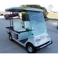 2 Seats Electric Golf Carts 150cc Easy Go Golf Cart Four Stroke Single Cylinder Air Cooled Manufactures