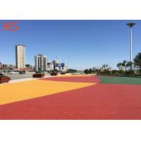Acrylic Floor Painting Tinted Concrete Sealer For Coloring Concrete / Slip Resistant Manufactures