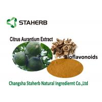 100% Natural Citrus Aurantium Extract , Bitter Orange Extract 98% Bioflavonoids Manufactures