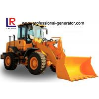 9.7 Ton Deutz Engine Mini Wheel Loader with 1.7m3 Bucket Capacity for Construction Manufactures