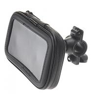 China Full Body Case with Transparent Front Designed Bicycle Front Tube Mount Holder for iPhone/Samsung on sale