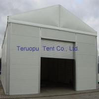 Aluminum garage warehouse tent, warehouse storage marquee 15 x 30 m Manufactures