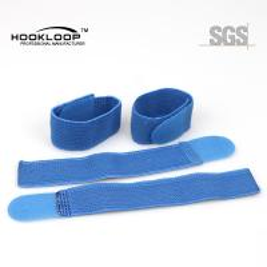 Lightweight Nylon Webbing Elastic Hook And Loop Strap Self Adhesive Manufactures