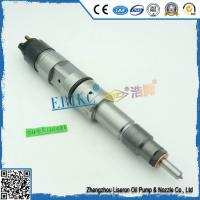 Quality ERIKC Howo 0 445 120 086 auto engine parts diesel injector 0445120086 WEICHAI type auto fuel injector 0445 120 086 for sale