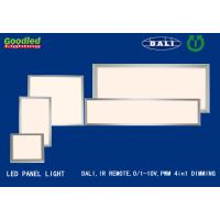 IP40 DALI Dimming 40W CCT 3000K-6000K LED Flat Panel Lights For Home Manufactures