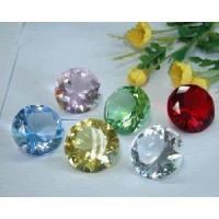 Crystal Colorful Diamond for Hotel Decoration Manufactures