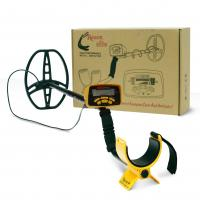 9V Long Range Metal Detector For Diamond / Underground Treasures Gold Finder Machine Manufactures