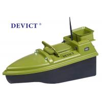 Green  RC Fishing Bait Boat DEVC-104 7.4V / 6A lithium battery AC110-240V Manufactures