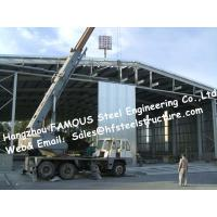 China Famous Builders and Contractors for Structural Steel Hanger And Structure Prefabricated Building Manufactures