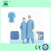Medical non woven SMS sterile disposable surgical gown for hospital