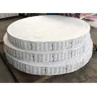 Round Mattress Spring Unit For Theme Hotels / Bonnell Pocket Continue Spirngs Manufactures