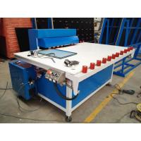 Buy cheap Single Side Heated Roller Press Machine for Double Glazing,IGU Heat Press Table from wholesalers