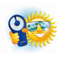 China high quality powerful summer mini air cooler fan on sale