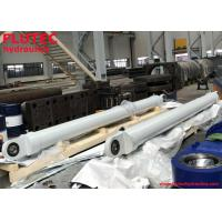 China Marine Equipment Double Acting Hydraulic Cylinder / FLUTEC Hydraulics on sale