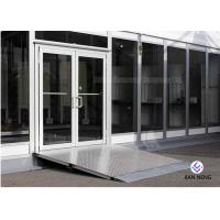 China Stable Aluminum Window And Doors For Temporary Outdoor Tents Warehouse on sale