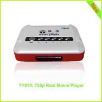 TY810: 720p Portable RMVB RM Media Player 8613 Manufactures