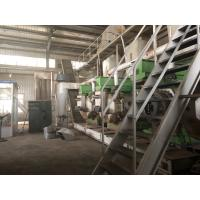 Capacity Customized Biomass Pellete Machinery Production Plant with Scada Control Manufactures