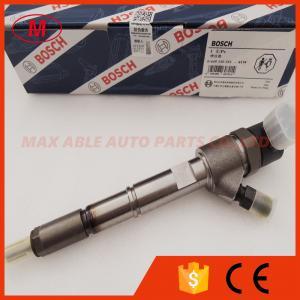 0445110321 BOSCH common rail injector for JMCV2.5L VM-JE4D25A Manufactures