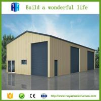 China Prefab Steel Frame Factory Building Warehouse Shed in Indonesia on sale