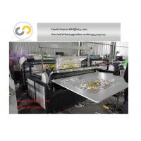 Computer control roll to sheet cutting machine, crossing cutter Manufactures