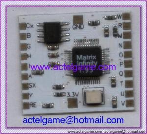 PS2 modchip Matrix Infinity 1.93 Manufactures