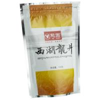 Heat Seal Stand Up Packing Bag For Tea With Zipper Top Aluminum Foil Packing Manufactures