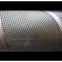 High Roundness Stainless Steel Filter Tube Petroleum Sand Control Industrial Manufactures