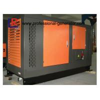 24kw Weifang Silent Diesel Generator , Auto Transfer Switch Optional Diesel Gensets Manufactures