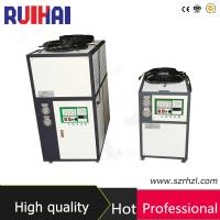 2.94kw Industrial Air Cooled Scroll Chiller for Milk Packaging Manufactures