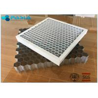 China Aluminum Honeycomb Sheet Material With Good Thermal Conduction Performances on sale