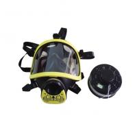 CERTIFICATED SILICONE Full face Gas mask with carbon filter Manufactures