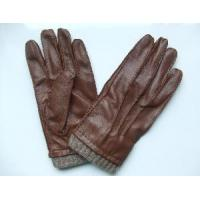 Men Leather Gloves (MF1296) Manufactures