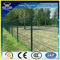 PLASTIC COATED WIRE MESH FENCE MADE IN CHINA Manufactures