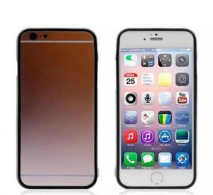 Iphone 6 Bumper Cover Soft TPU&Plastic Protective Skin Simple Design Manufactures