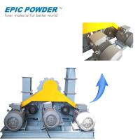 China CaCO3 Calcium Carbonate Powder Surface Modification Machine 96%-99% Coated Rate on sale