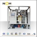 VFD 6000LPH Transformer Oil Purifier / Vacuum Insulation Oil Filtration Plant Manufactures