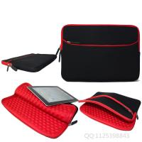 Business Red Shockproof Laptop Sleeve / Laptop Waterproof Messenger Bag Manufactures