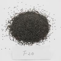 F20 Aluminium Oxide Abrasive Powder Good Toughness 9 Hardness Bonded Abrasives Manufactures