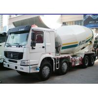 HOWO 8*4 15cbm mixer truck for sale Manufactures