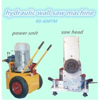 strongly recommended BS-600TM hydraulic diamond wall saws Manufactures