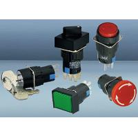 Automotive Momentary Illuminated Push Button Switch , Light Switch Push Button Manufactures
